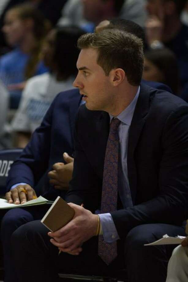 Tripp Doherty, a Farfield University grad, is now Dan Hurley's director of scouting/video at UConn Photo: Submitted Photo / Luke Santell