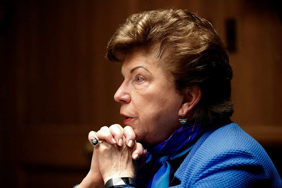 Governor candidate Delaine Eastin has long called for universal preschool and full-day mandatory kindergarten. Photo: Michael Macor / The Chronicle