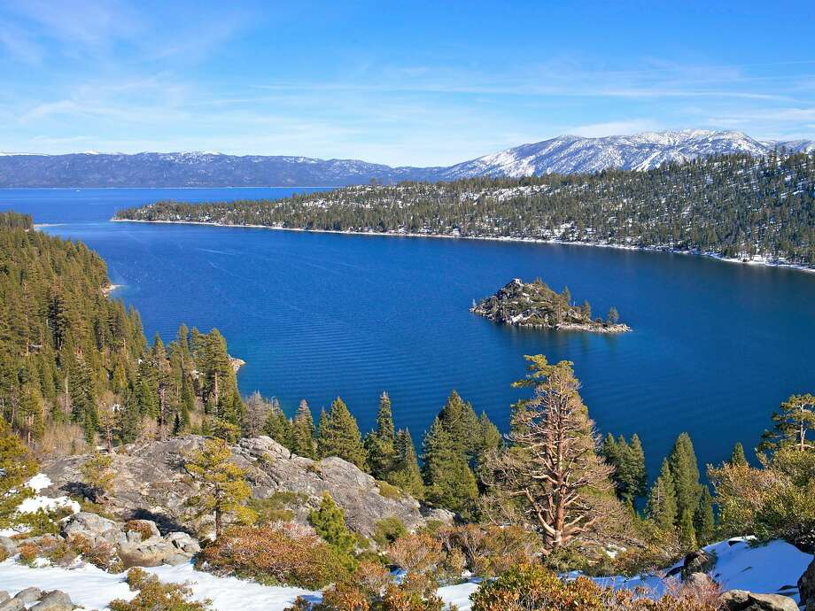 Emerald Bay State Park Photo: California State Parks, 2018