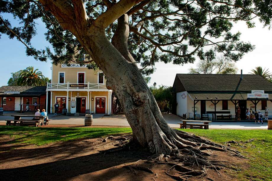 Old Town San Diego State Historic Park Photo: California State Parks, 2018
