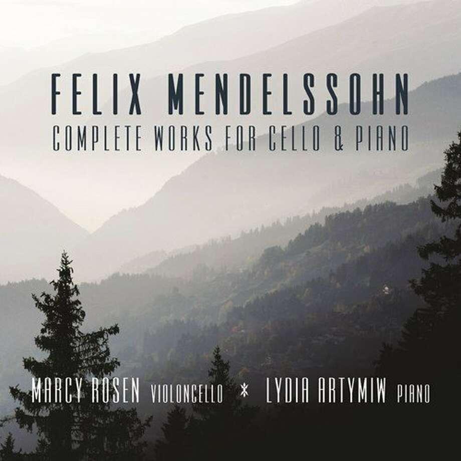 Mendelssohn, Music for Cello and Piano Photo: Bridge Records