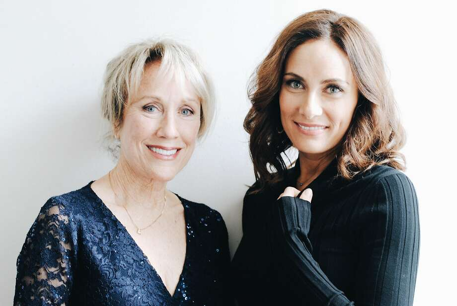 Linda Benanti (left) is a former Broadway performer who gave up acting to raise Laura and her other daughter. Photo: Alexa Brown