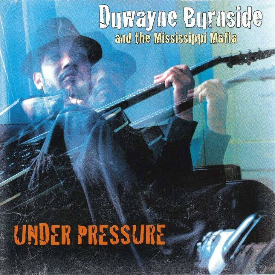 Duwayne Burnside, son of the late Mississippi hill country blues great R.L. Burnside, will perform a rare show on the intimate stage at Cafe Nine. Photo: Contributed