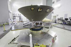 """NASA's Mars bound """"InSight"""" lander will soon be headed on a six-month  mission to Mars in the first inter-plantary launch from the West Coast."""