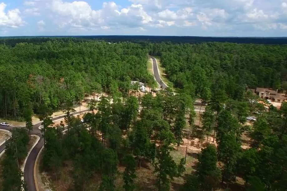 The newest section of Texas Grand Ranch opening this weekend features high elevation with mature hardwood forested properties measuring at 2-to-5 acres, starting at $59,900. Photo: Texas Grand Ranch