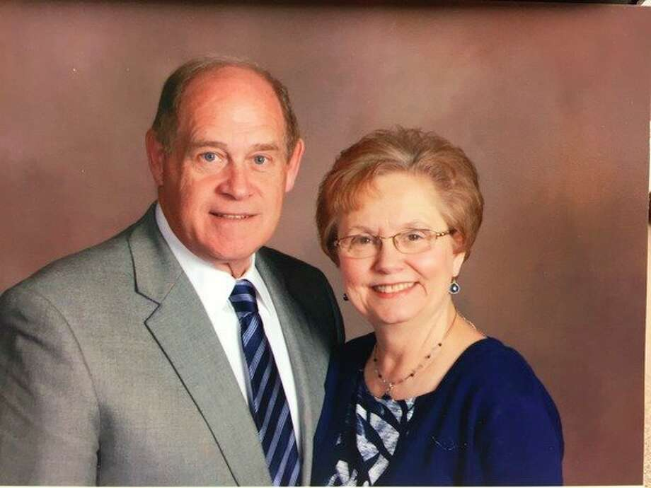 Mike and Jeanie Reece have served at Calvary Baptist Church for the last 40 years. The church is planning a special tribute this Sunday. (Submitted photo by Calvary Baptist Church)
