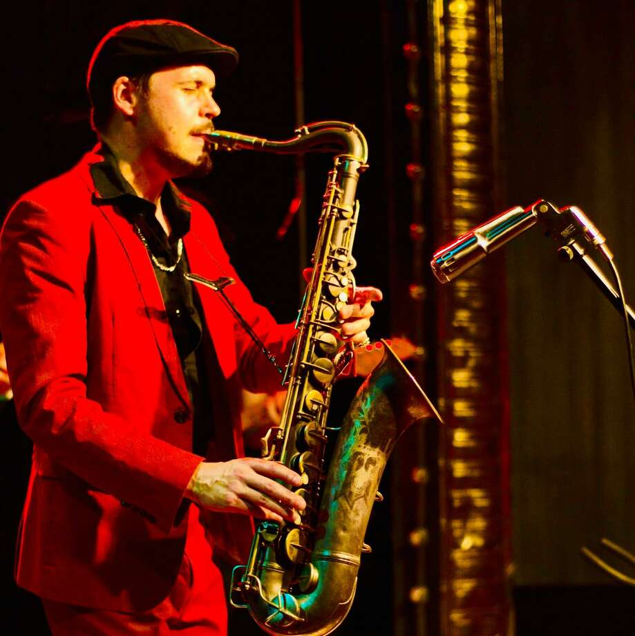 Freddy DeBoe, former sax player for Charles Bradley 7 his Extraordinaires, will perform at Cafe Nine in New Haven on Saturday, May 5, 2018. Special guest DJ B the T Jr. will spin soul records before, between and after the DeBoe band's sets. Showtime is 9 p.m. Admission is $10 in advance or $12 at the door, available in advance at www.cafenine.com. Photo: Contributed / Courtesy Of Freddy DeBoe