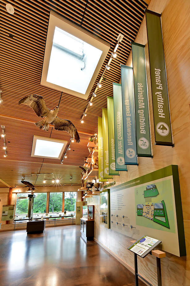 Five Rivers Visitor Center (Photo by Liz LaJeunesse Photography) Photo: PRO / LIZLAJEUNESSEPHOTOGRAPHY