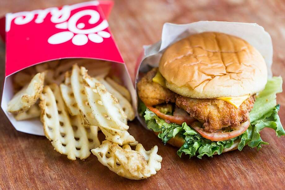 The meal delivery service Favor is offering a free Chick-fil-A sandwich to San Antonio customers while supplies last this Thursday, Jan. 26. Photo: Favor, Courtesy Of Favor