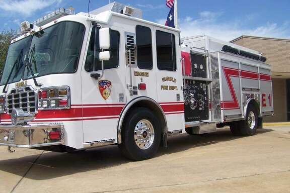 The city of Humble is interviewing candidates in its search for a new fire chief.