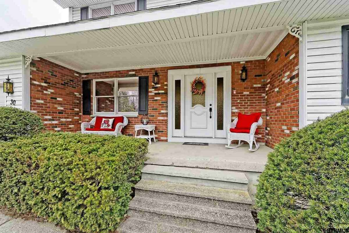 $389,000. 30 Overlook Ave., Colonie, 12110. Open Sunday, May 6, 12 p.m. to 3 p.m. View listing