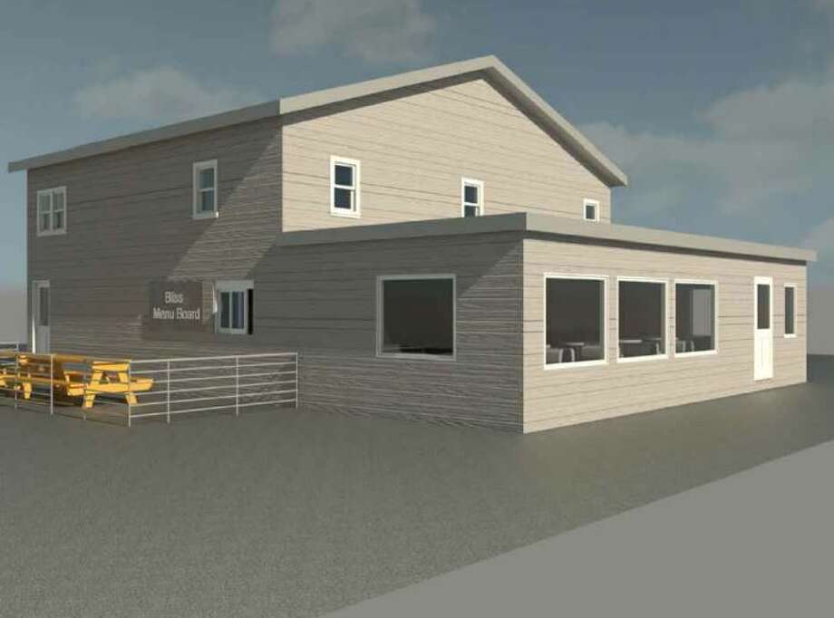 Delmar Juice Bar Would Be First To Build Ramp To Rail Trail San