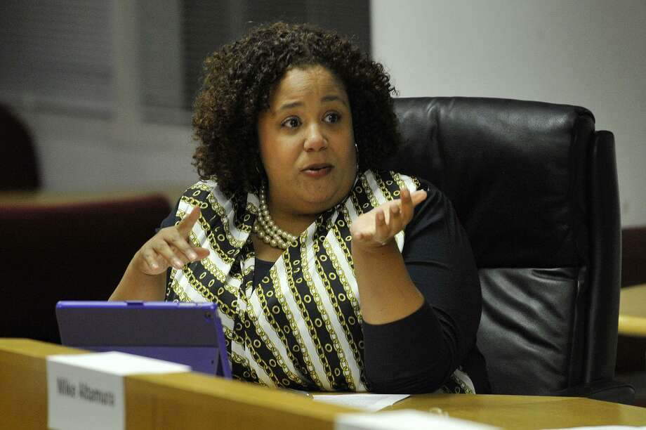 Board of Education member Betsy Allyn opposed voting for an assistant principal hiring because she did not meet with the candidate. Photo: File Photo / Stamford Advocate