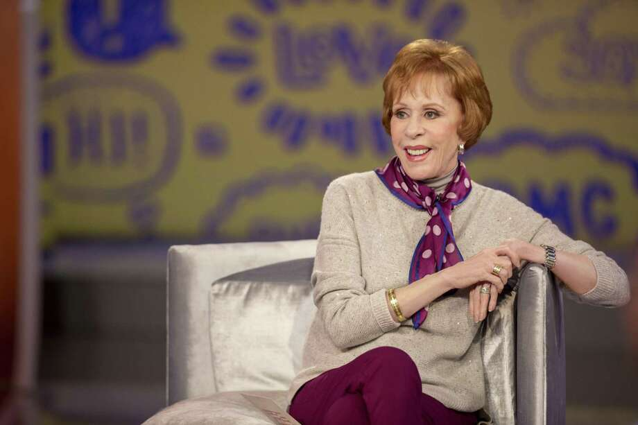 San Antonio TV icon Carol Burnett and a variety of guest stars get laughs on a new Netflix series with a little help from pint-sized friends. Photo: Netflix