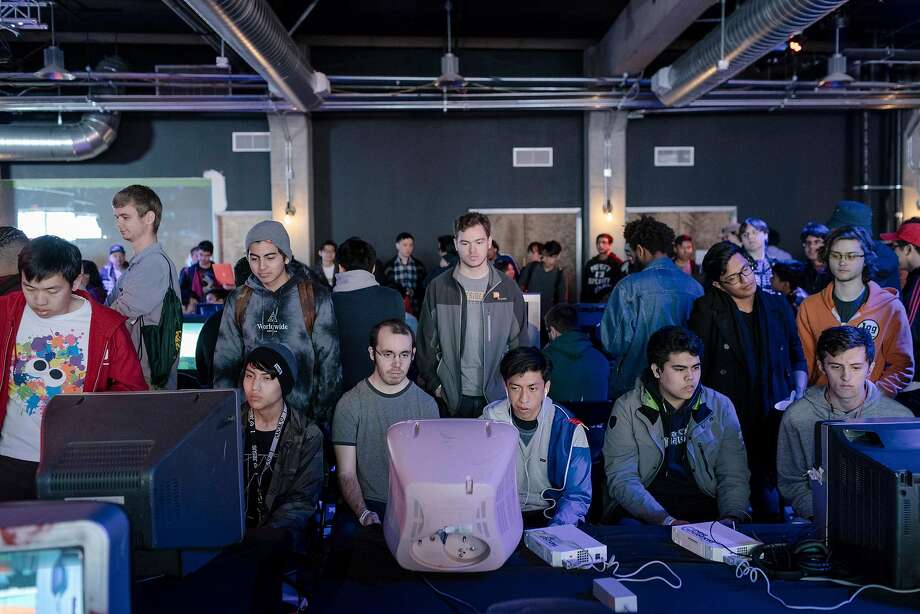 All We Want To Do Is Watch Each Other Play Video Games Sfgate