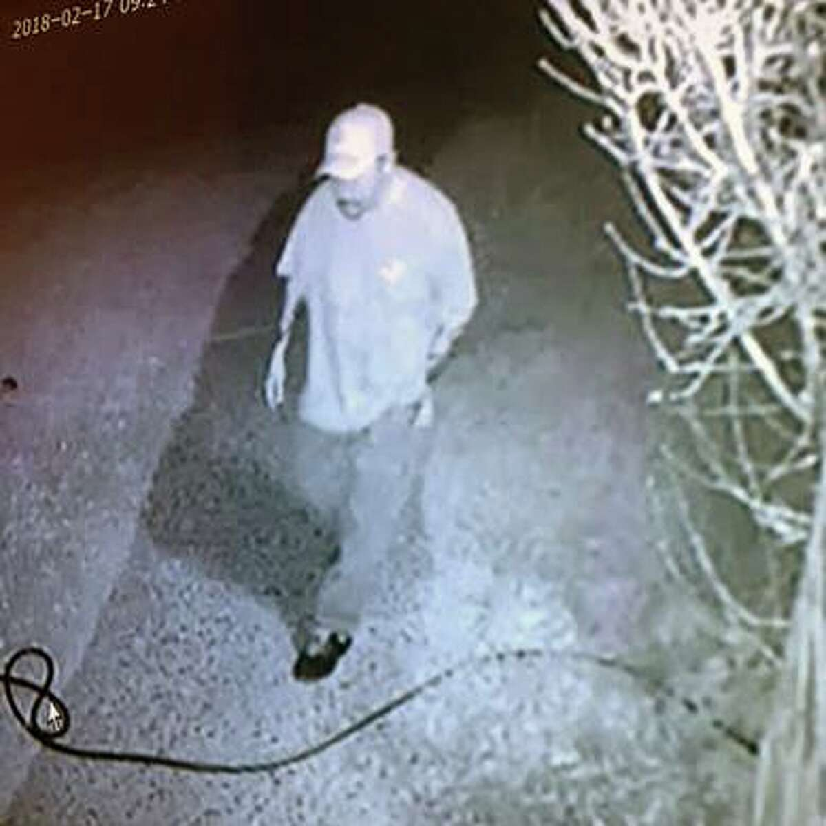 Midland Crime Stoppers and the Midland Police Department need help in identifying the suspect involved in a sexual assault The suspect appears to be a Hispanic male in his 30s. He is about 5 foot 9, weighs about 200 pounds and has a goatee.