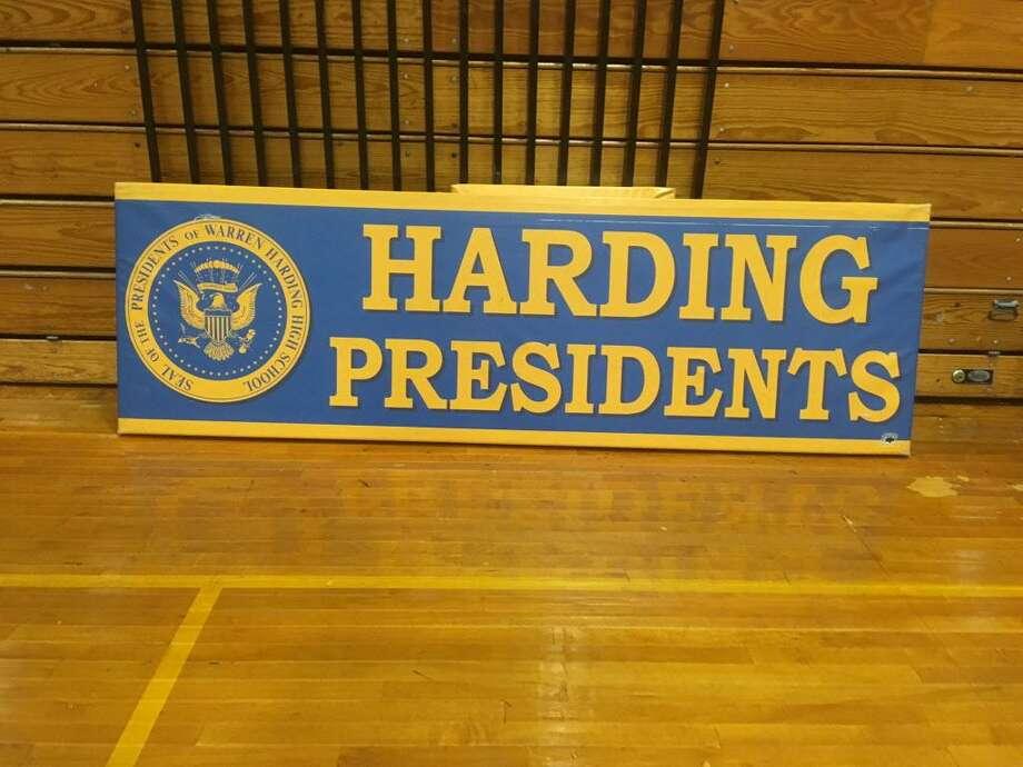 Harding Presidents Photo: Linda Conner Lambeck