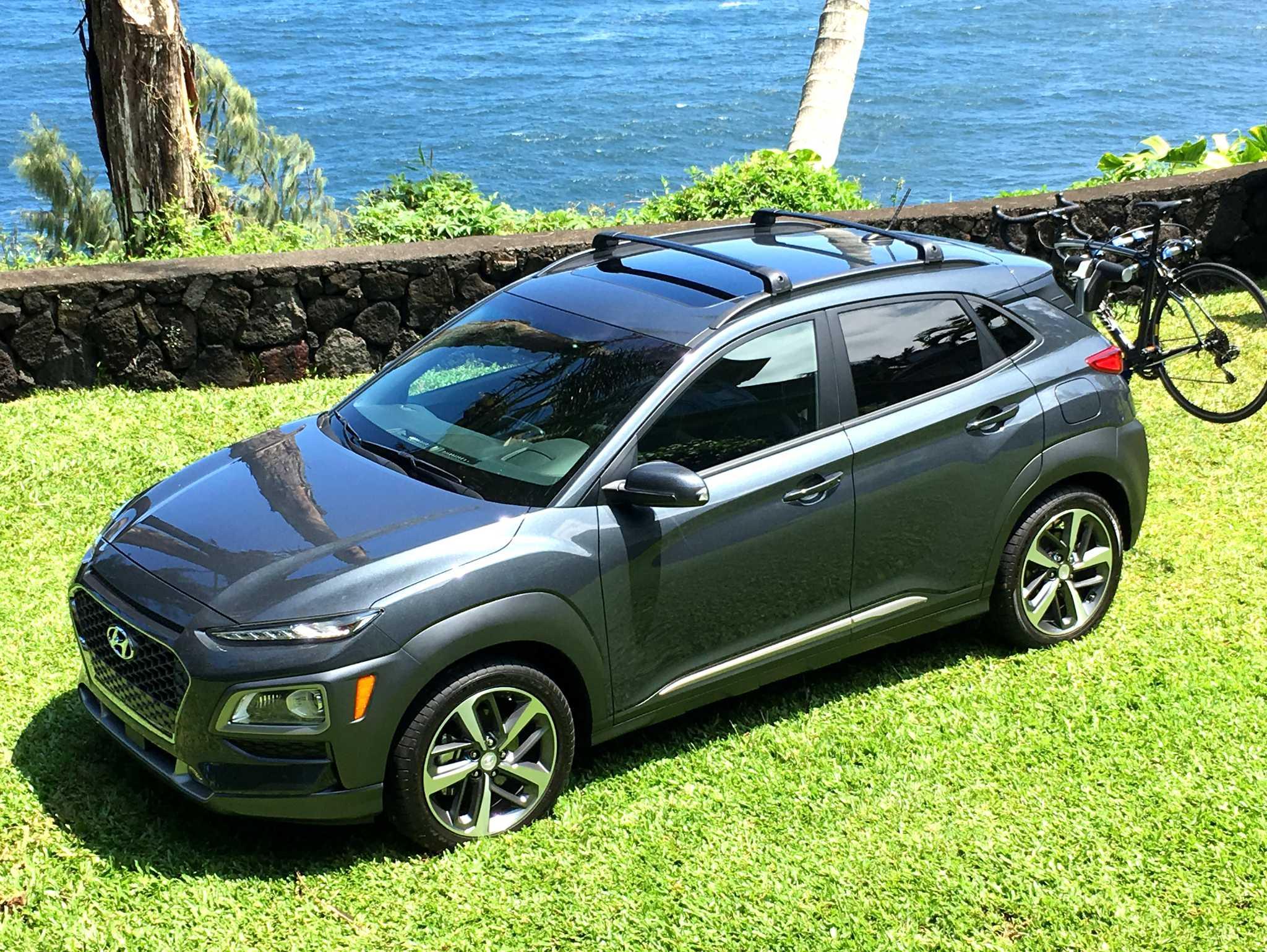 All-new Kona: Small crossover joins Hyundai lineup, starts at $19,500