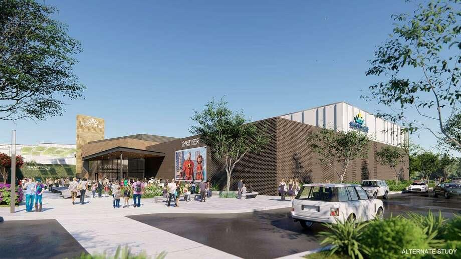 Santikos Entertainment plans to open its Cibolo theater in spring 2019. Photo: Courtesy /Santikos Entertainment /