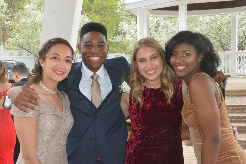 Stratford's Bunnell High School held its senior prom at Villa Bianca in Seymour on May 4, 2018. The senior class graduates on June 14. Were you SEEN at prom?
