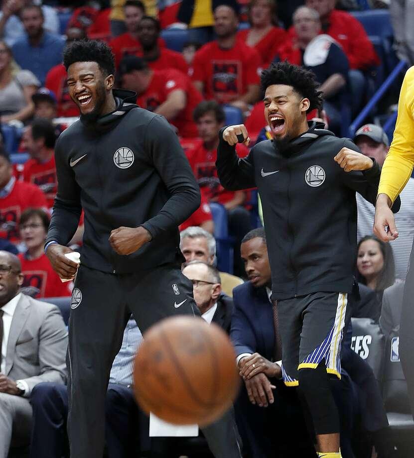 Rockets Vs Warriors Odds 2018: Warriors' Jordan Bell Poised For Expanded Role Vs. Rockets