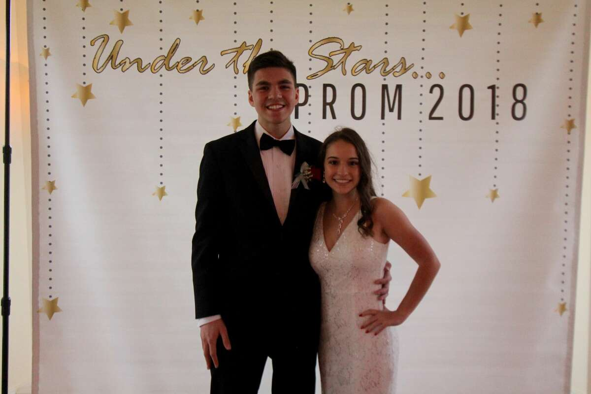 Newtown High School held its senior prom at The Waterview in Monroe on May 4, 2018. The senior class graduates June 18. Were you SEEN at prom?