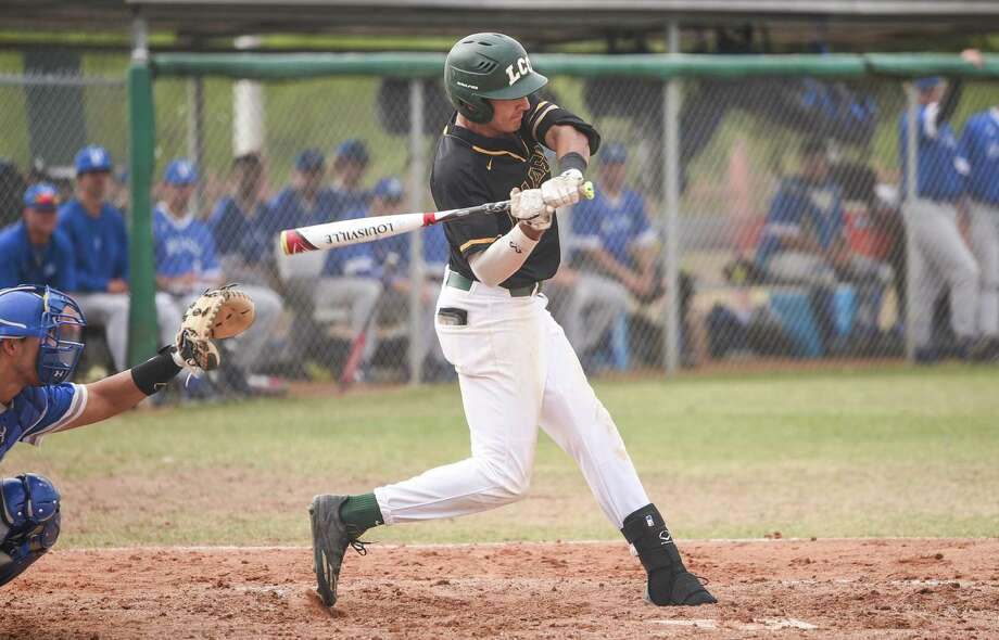 The Laredo College baseball team dropped all three games this weekend against Galveston College. The Palominos are off to an 0-3 start in Region XIV play. Photo: Danny Zaragoza /Laredo Morning Times File