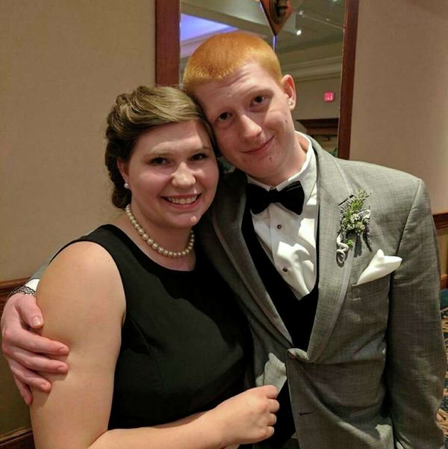 Megan Thompson and Samuel White