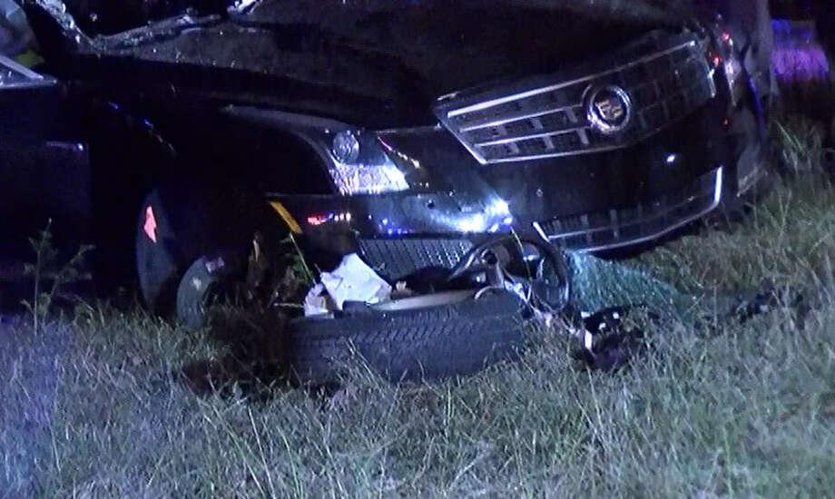 Cadillac Evening News >> 1 Dead After 2 Car Wreck In Magnolia Area San Antonio Express News