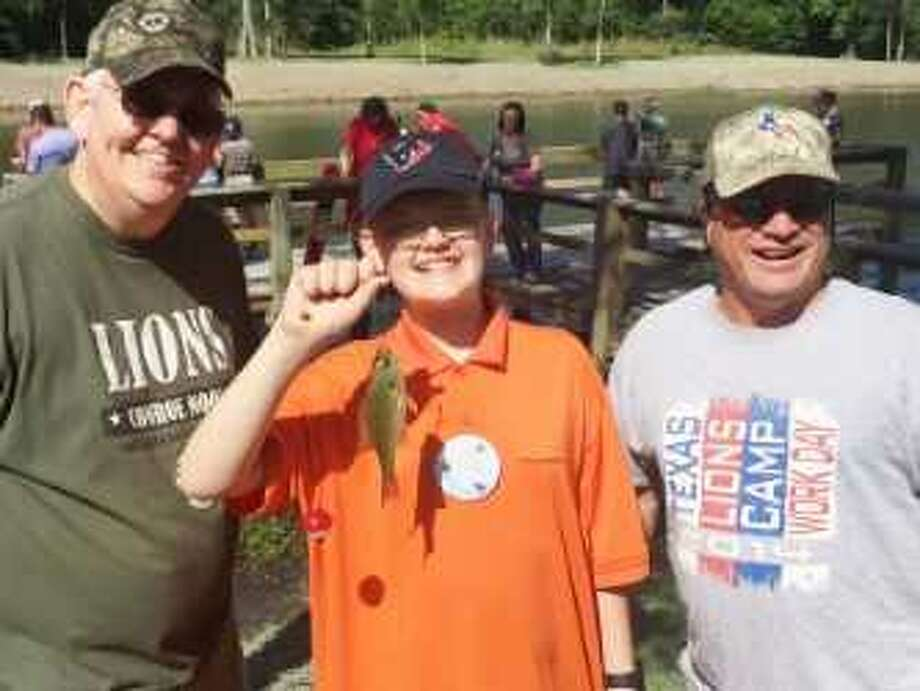"The Conroe Noon Lions Club will be hosting it's annual ""Kids on the Lake"" fishing tournament for special need children this Saturday, May 12th. The deadline to register is this Wednesday, May 9th, for more information contact the club office 936-760-1666. Photo: Submitted Photo"