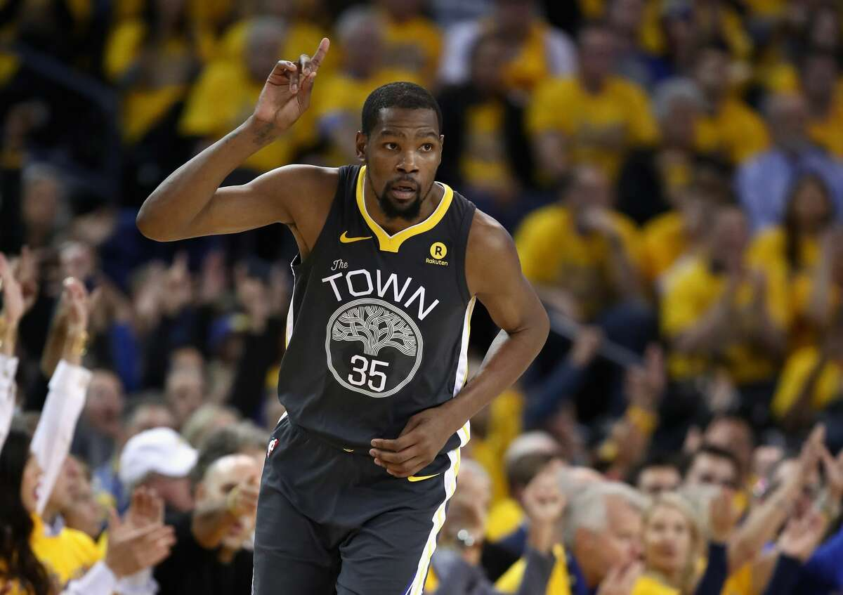 Kevin Durant, Warriors This year's salary: $25 million Can become an unrestricted free agent after this season.