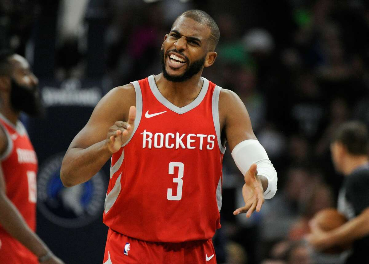 Chris Paul (Unrestricted)Current Team: Houston RocketsPrevious Deal: 5 yrs/ $107,343,477 (w/Clippers)