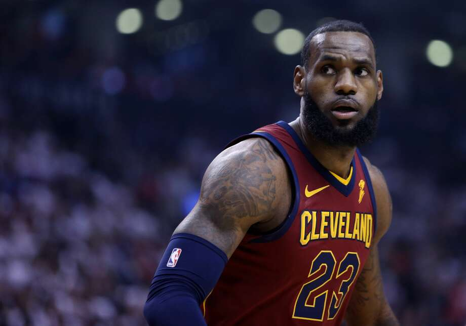 The Decision III is what the NBA is waiting for from LeBron James. Photo: Vaughn Ridley/Getty Images