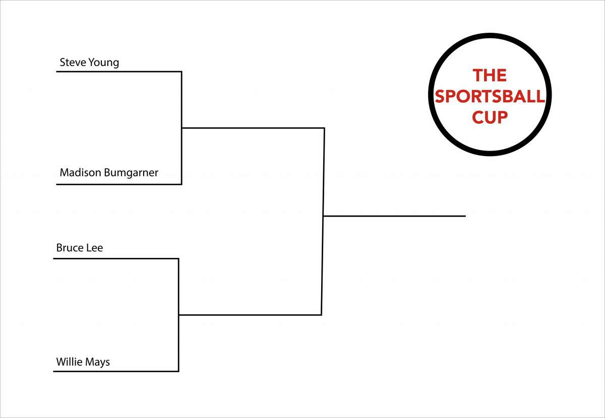 Here is the final four competitors in The Sportsball Cup.