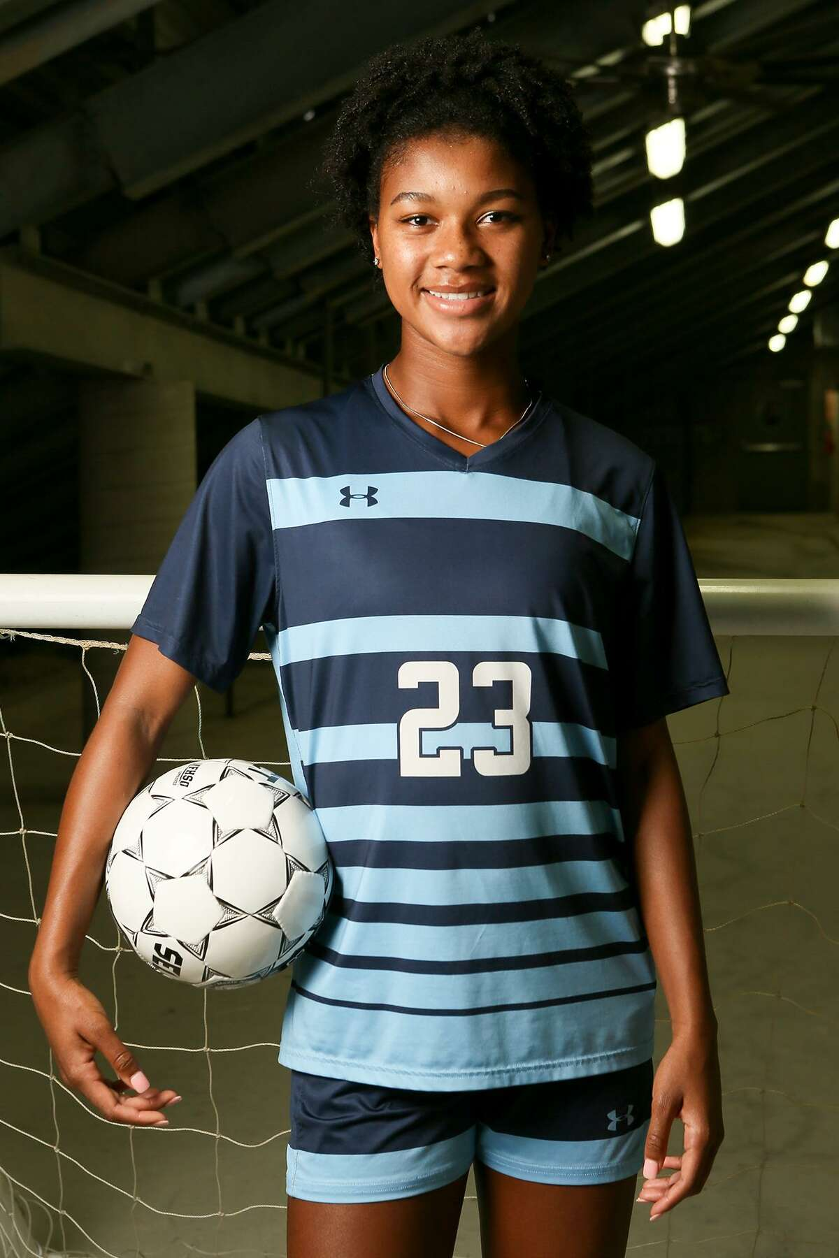 Khori Banks, Johnson soccer, Sr. The forward tallied 30 goals and was named the District 27-6A MVP last season. Banks has 60 career goals, a school record. The Jaguars are counting on her as they try to qualify for the Region IV-6A tournament for the second time in three years.