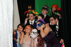 """It was a night on the red carpet for Cass City High School students, whose prom theme was """"Hollywood."""" They gathered at Ubly Heights Golf & Country Club to dance the night away."""