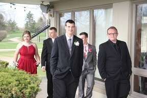 Owendale-Gagetown celebrated its prom Saturday in the gracious confines of Sherwood on the Hill Golf Course in Gagetown.
