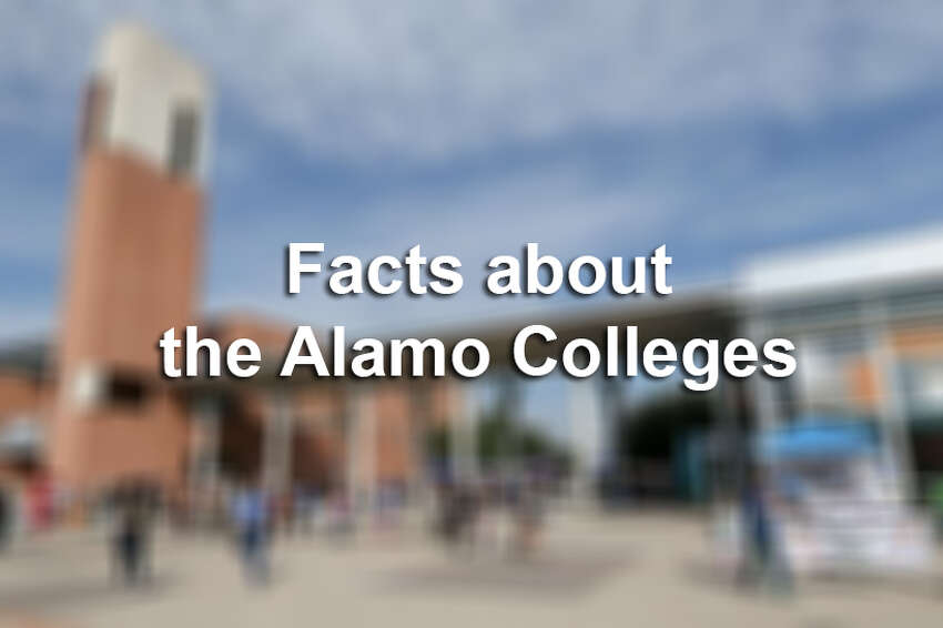 Click ahead for some quick facts about each of the five colleges in the Alamo Colleges District in San Antonio.