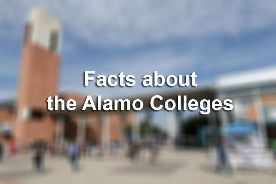 Click ahead for some quick facts about each of the five colleges in the Alamo Colleges District in San Antonio. Photo: FILE