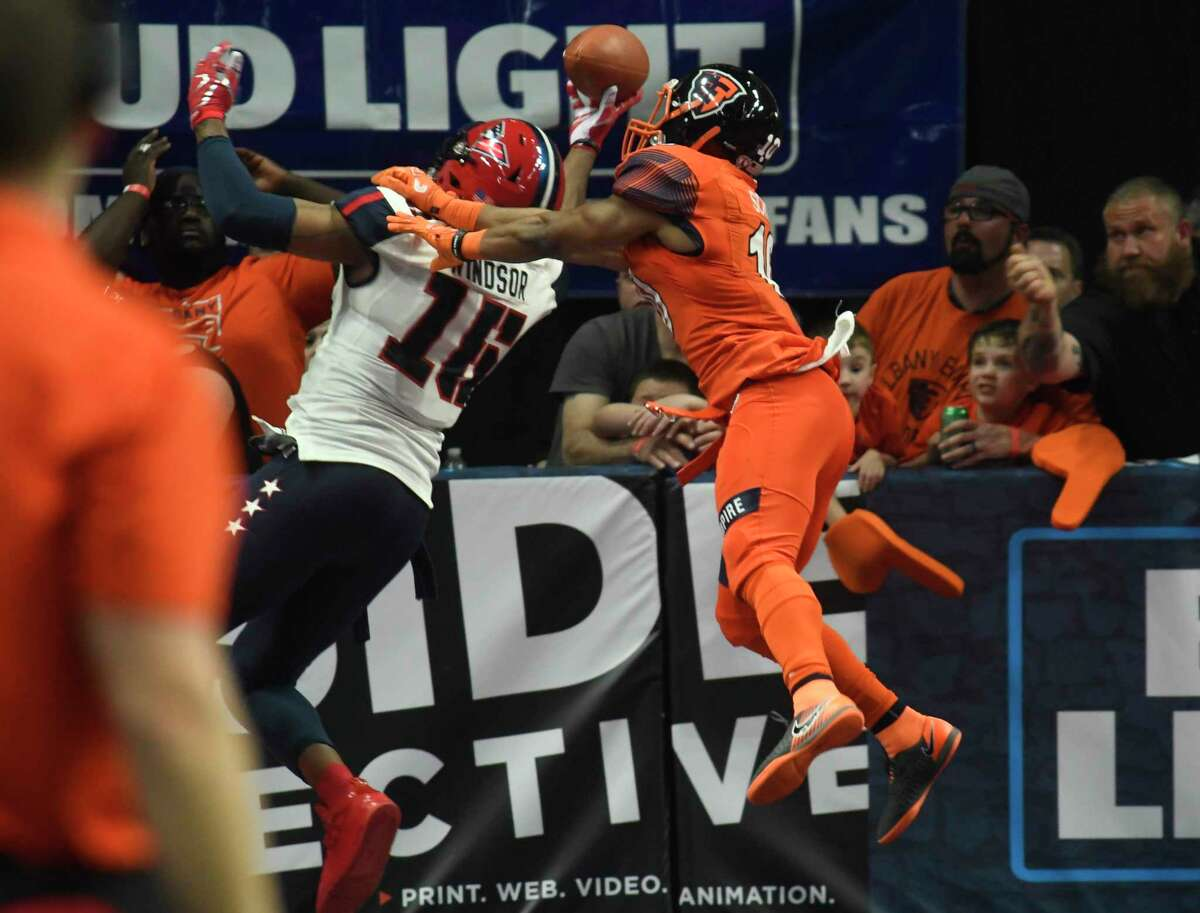 The Albany Empire'snext home game is Saturday vs. the Baltimore Brigade with a pre-game block party at the Times Union Center. Details.