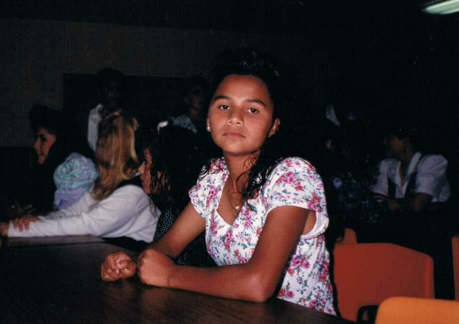 Blanca Garcia was 14 when she was killed at a birthday party by gang members who had the wrong address. Must credit: Handout photo Photo: Handout Photo / Handout photo