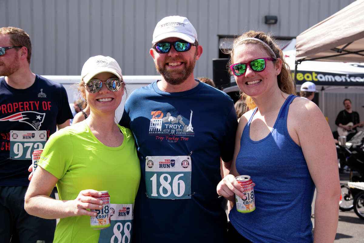 Were you Seen at Shmaltz Brewing Company in Clifton Park for the Chosen Run 5K on May 5, 2018?
