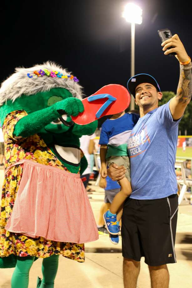 The San Antonio Missions, who played 9 games as the Flying Chanclas, have been named a finalst for the Copa de la Diversion award. Copa de la Diversion is a season-long event series that celebrates and encourages U.S. Hispanic/Latino fan engagement. Photo: Stacey Lovett, For MySA.com