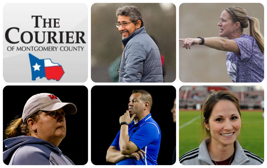 Porter's Luis Valle, Montgomery's Brandi Wilkinson, The Woodlands' Dina Graves, New Caney's Michael Johnston and Magnolia's April Cleveland are The Courier's nominees for Coach of the Year.