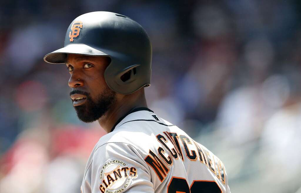 After nine years with the Pirates, Andrew McCutchen will play in Pittsburgh for the first time in a opponent's uniform. Photo: John Bazemore / Associated Press