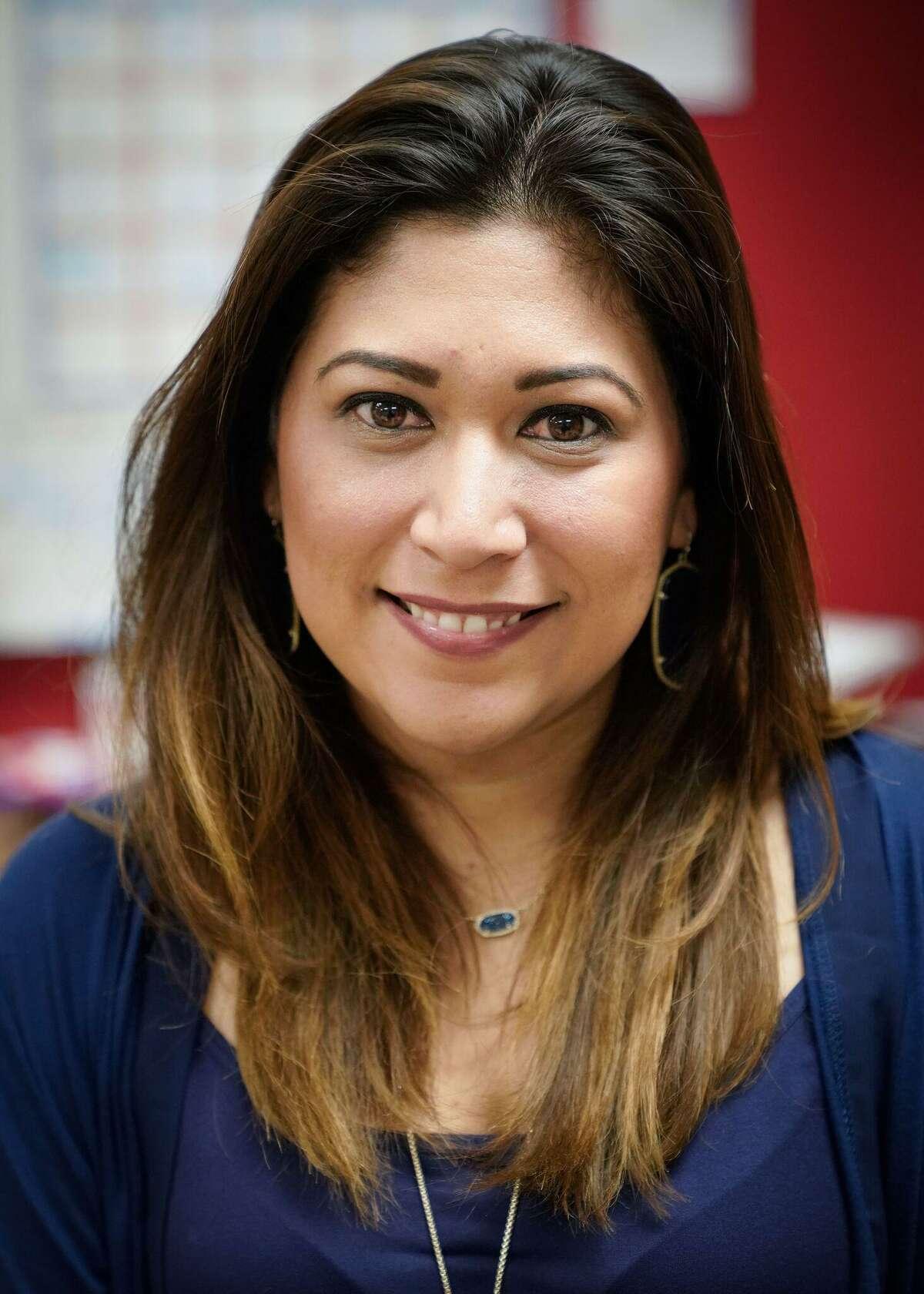 Southwest ISD's Denisse Hernandez earned a Rising Star award from the H-E-B Excellence in Education Awards held Sunday in Houston.