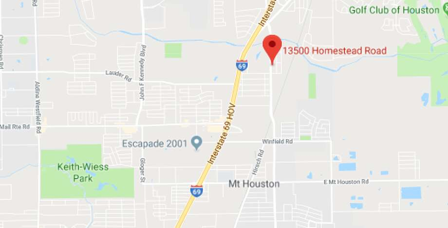 One person died in the 13500 block of Homestead on Sunday, May 6, 2018 after being hit by a car.