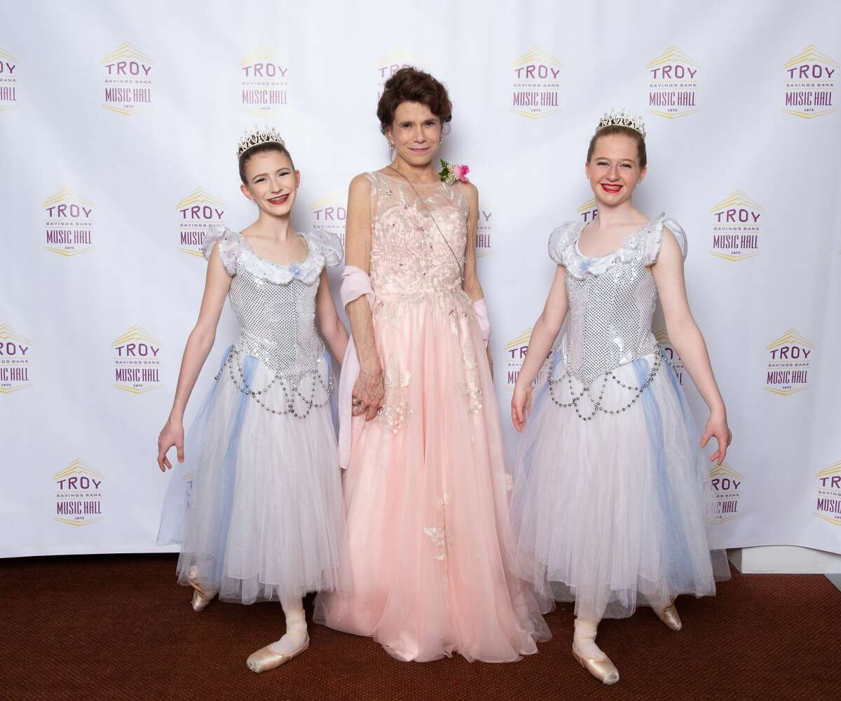 Were you Seen at the Troy Savings Bank Music Hall's 38th Annual Gala, the Gossamer Ball, at Wolfert's Roost Country Club on Saturday, May 5, 2018?