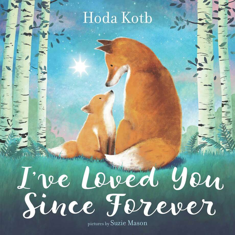 """""""I've Loved You Since Forever"""" by Hoda Kotb with illustrations by Suzie Mason Photo: HarperCollins Children's"""