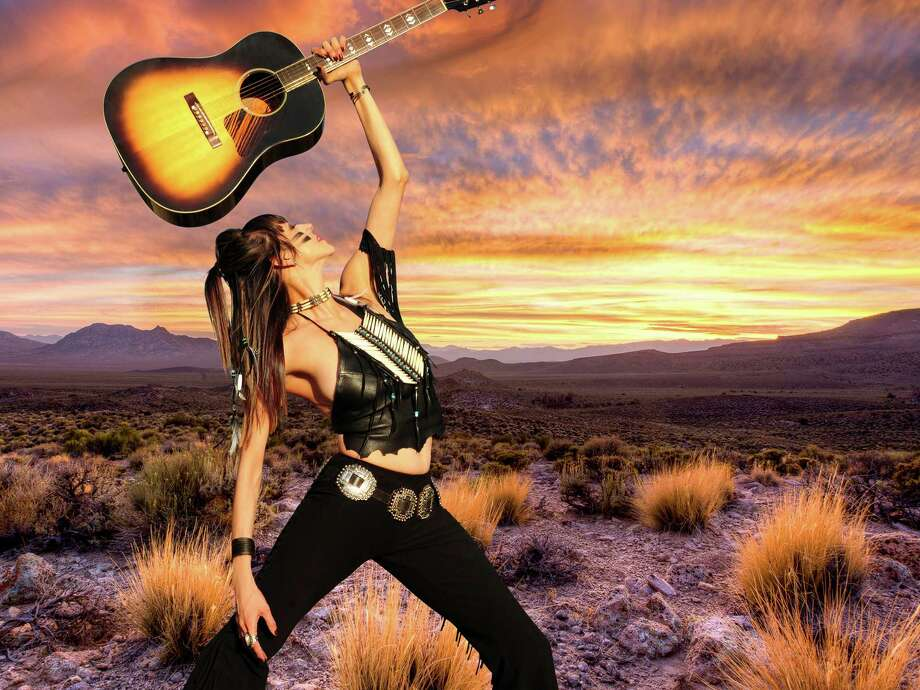 """Patricia Vonne has shared the video for """"Lil Lobo,"""" a song from her new album """"Top of the Mountain."""" Photo: Courtesy Photo"""